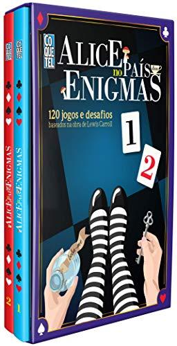 Box Alice No País dos Enigmas