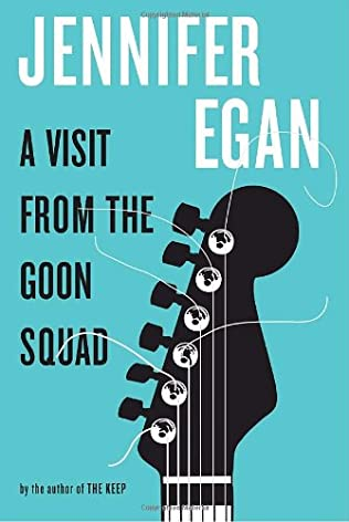 book cover of A Visit from the Goon Squad