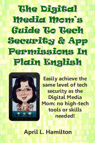 Digital Media Security Permissions English ebook product image