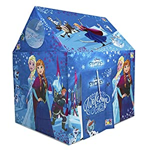 Frozen Playhouse Pipe Tent