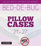 Bed Bug Pillow Cover 2 Per Packadge Size 21X27