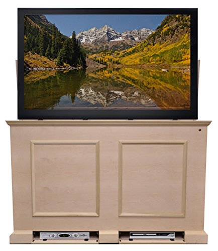 "Touchstone 74009 Grand Elevate TV Lift Cabinet TVs up to 65"", Unfinished"