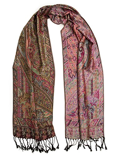 92e7d7cfb We Analyzed 4,540 Reviews To Find THE BEST Silk Scarf Pashmina