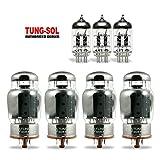 Tung-Sol Tube Upgrade Kit For Trace Elliot Quatravalve Amps 6550 12AX7