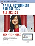 AP U. S Government and Politics All Access, Michael Zanfardino and James M. Lutz, 0738610240