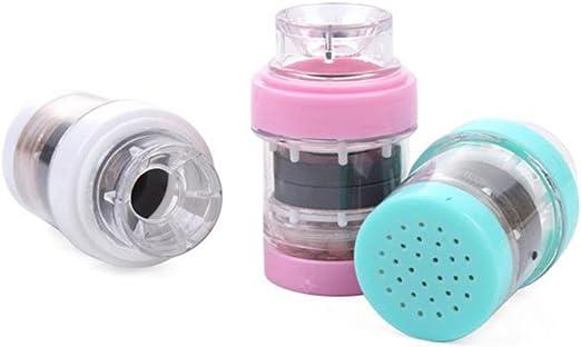 Maifan piedra magnética cocina baño Filtro de agua filtro de agua purificador de agua hogar grifo filtro de agua: Amazon.es: Hogar