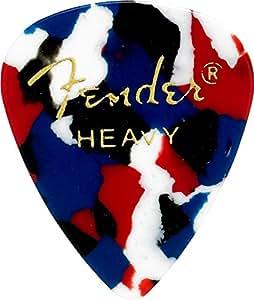 Fender 351 Shape Classic Picks (12 Pack)