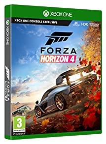 forza horizon 4 standard edition xbox one pc video games. Black Bedroom Furniture Sets. Home Design Ideas