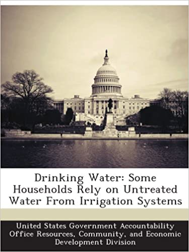 Drinking Water: Some Households Rely on Untreated Water From