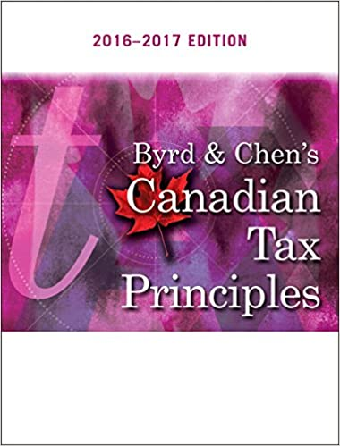 Byrd chens canadian tax principles 2016 2017 edition plus byrd chens canadian tax principles 2016 2017 edition plus companion website with pearson etext access card package clarence byrd fandeluxe Image collections