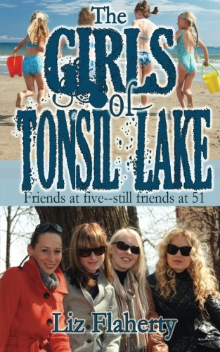 book cover of The Girls of Tonsil Lake