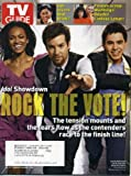 TV Guide May 19, 2008 David Cook & David Archuleta & Syesha Mercado/American Idol, Brooke Smith/American Idol, One Tree Hill, Lindsay Lohan on Ugly Betty
