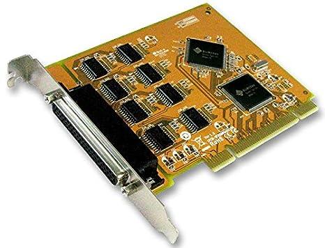 Tarjeta PCI SERIAL SUNIX SER5066A IO 8 puerto [1 ...
