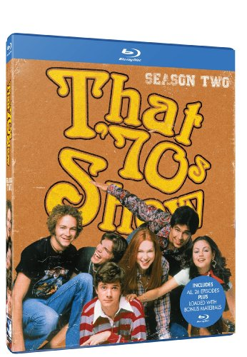 That '70s Show: Season 2 [Blu-ray] (That 70s Show Complete Series Blu Ray)