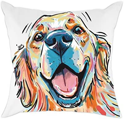 Redland Art Retriever Polyester Pillowcases product image
