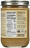 Woodstock Farms Organic Crunchy Salted Peanut Butter