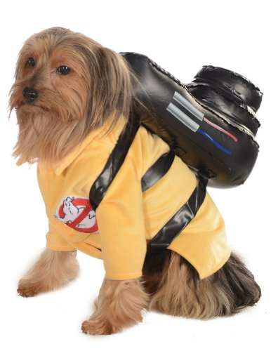 Ghostbuster Pet Costume - (Ghostbusters Dog Costume)