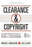 img - for Clearance & Copyright, 4th Edition: Everything You Need to Know for Film and Television book / textbook / text book