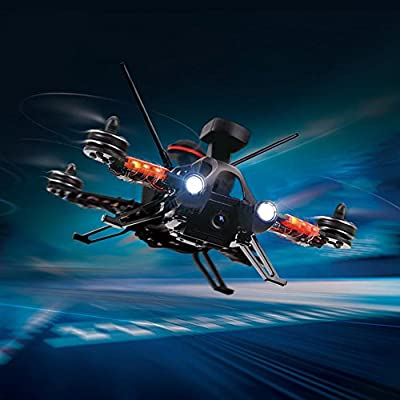 ANNONGONE 250 PRO Quadcopter with Camera 800TVL/OSD/GPS/5.8G Display/DEVO 7 RTF Transmtter