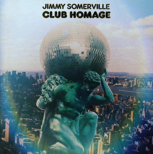 Jimmy Somerville-Club Homage-(SFE050)-Digipak-CD-FLAC-2016-WRE Download