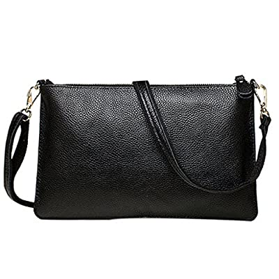 Walk Arrive Genuine Leather Clutch Purse Clutch Wallet Clutch Handbag Clutch Shoulder Crossbody Bag