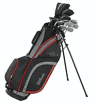 Wilson Profile XLS - Juego de golf para hombre, acero, LH ...