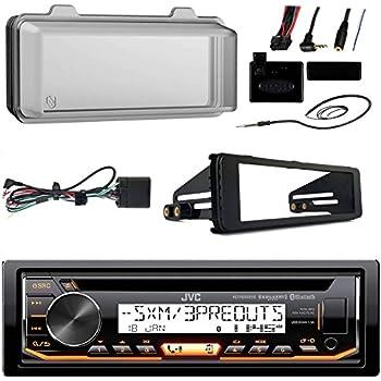 Amazon.com: Kenwood Marine Radio Stereo Bluetooth Receiver ... on