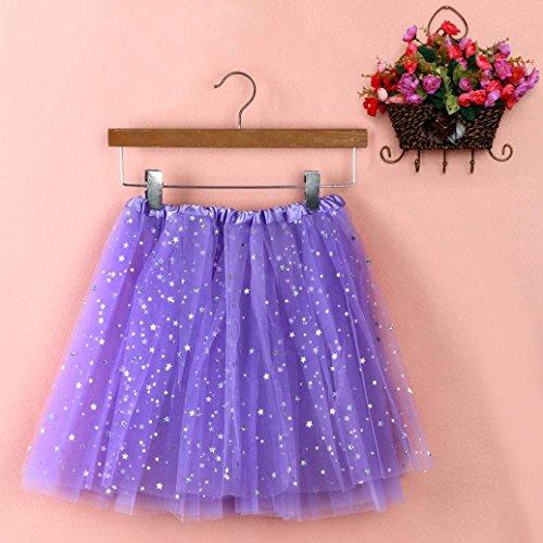 couleurs Violet plisse danse Femme varies Tutu Mini Courte Tutu ballet tulle tutu court clair adulte de en jupe jupe Robe courte Moonuy Gaze Jupe fRPnxYnw