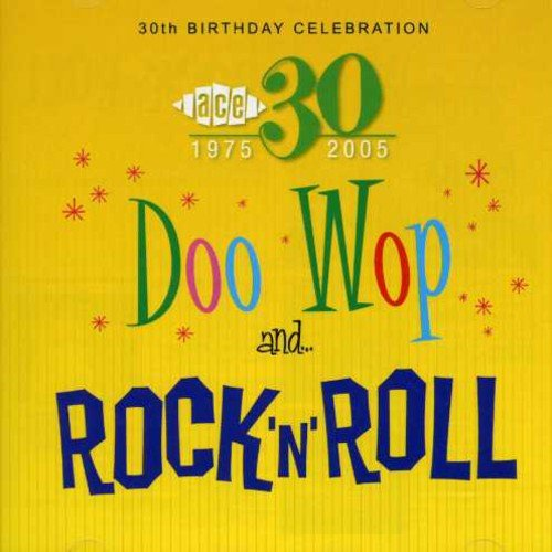 Ace Records Sampler, Volume 2: Doo Wop and Rock N - Roll Sampler