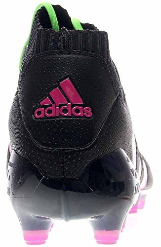 Adidas Ace 16,1 Primeknit Fg / Ag Voetbal Kikkers Cblack / Shopin / Sgreen / Noiess / Roscho / Versol