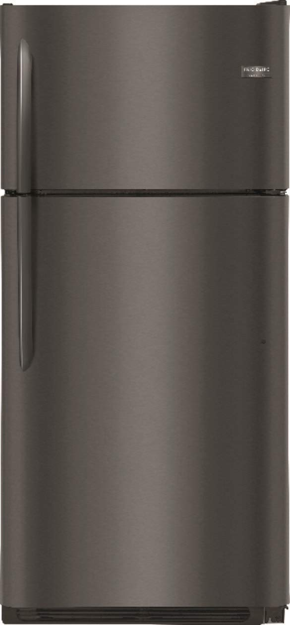 Frigidaire FGTR1837TD 30 Inch Wide 18 Cu. Ft. Top Mount Refrigerator from the Gallery Collection