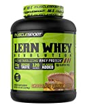 Lean Whey Revolution (Chocolate Peanut Butter, 5lb) Review