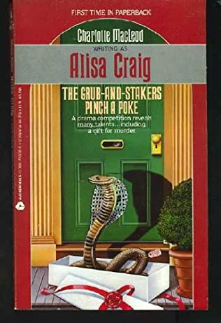 book cover of The Grub and Stakers Pinch A Poke