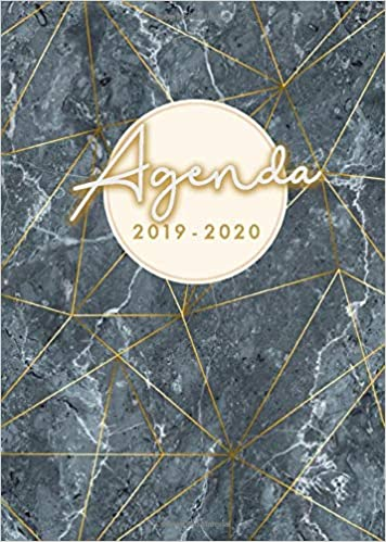 Amazon.com: Agenda 2019/2020: Agenda settimanale 2019 2020 ...