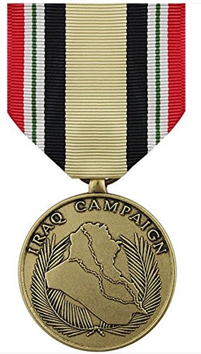 Vanguard Full Size Iraq Campaign Military Medal Award by Vanguard