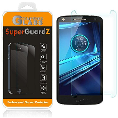 Motorola Droid Turbo 2 Tempered Glass Screen Protector [SuperGuardZ- 1 PACK] - 9H