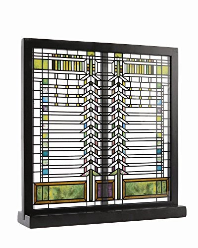 YTC 12 Inch Frank Lloyd Wright Collection Martin House Casement Window
