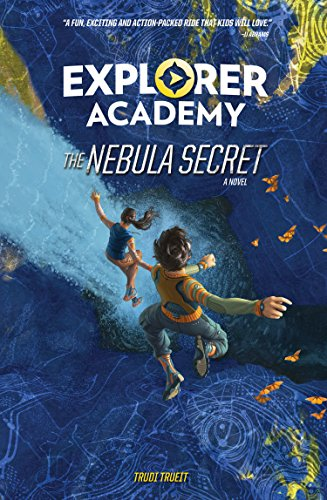 Book Cover: Explorer Academy: The Nebula Secret