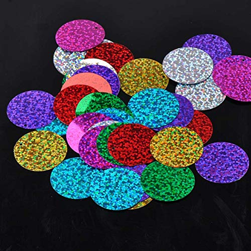 Price comparison product image - 23g 29mm Sequin Flat Round Pvc Sewing Craft Clothing Wedding Christma Decoration Lentejuela Cp1571 - Computer & Electronic Fashion Phone & Accessory Online Shopping Home & Garden - 1PCs