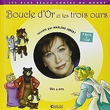 BOUCLE D'OR ET LES TROIS OURS +CD