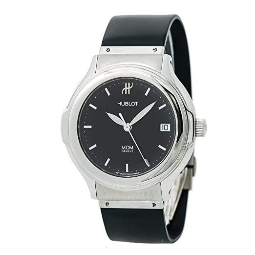 Hublot MDM Swiss-Automatic 1710.1 - Reloj Masculino (Certificado de autenticidad)