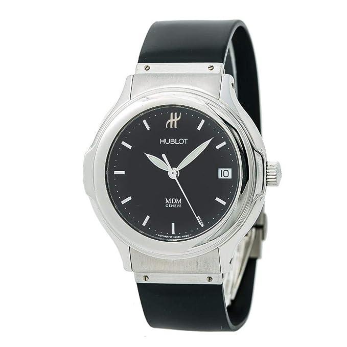 Hublot MDM Swiss-Automatic 1710.1 - Reloj Masculino (Certificado de autenticidad): Hublot: Amazon.es: Relojes