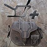 Big-Boy-Brown-Side-Case-Holder-for-HD-Softail-up-to-2017-Saddle-Bag-Harley-Davidson-Left-Side-Pocket-Motorcycle-Bag-Biker-Bag-HD-Brown-Side-Case-35L