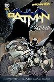 capa de Batman - A Corte das Corujas - Volume 1