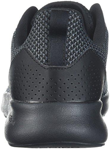Scarpa Da Corsa Adidas Uomo Elemento Corsa Nero / Nero / Grigio Cinque