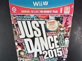 Just Dance 2015 Wii U with Remote Plus