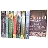 Kate Atkinson Series Collection: Case Histories, When Will There be Good News, Not the End of the World, One Good Turn, Human Croquet, Emotionally ... at the Museum and Started Early, Took My Dog