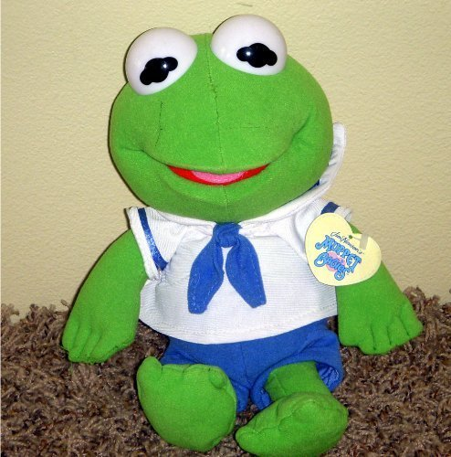 Out of Produciton Sesame Street Muppets Baby Sailor Kermit the Frog 11