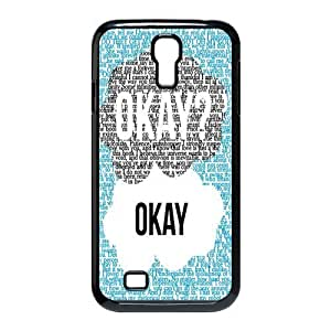 Customize Your Unique The Fault In Our Star Back Case for Samsung Galaxy S4 I9500 JNS4-1526 WANGJING JINDA