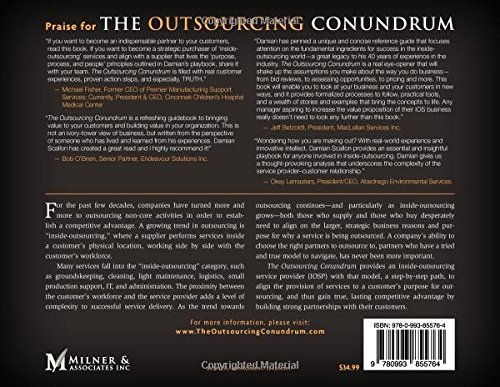 The Outsourcing Conundrum: A Path to Navigate the Inside-Outsourcing Labyrinth